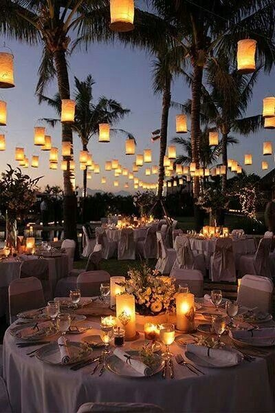 Outdoor Wedding decoration ideas & 10 of the best Outdoor Wedding ideas from Pinterest | Culture ...