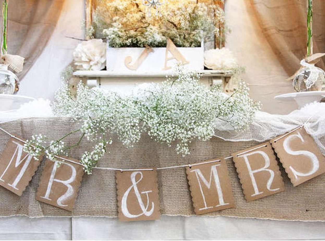 9 elegant rustic outdoor wedding decoration ideas on a budget mr and mrs rustic wedding signs rustic wedding signs rustic wedding wedding decorations junglespirit Images