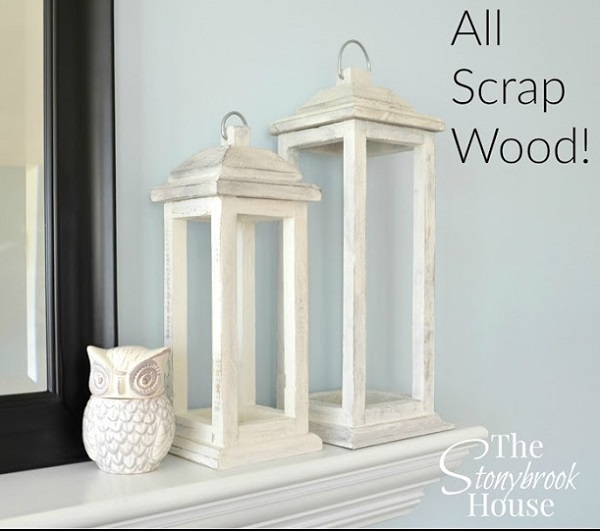 DIY Rustic wood lanterns. Elegant farmhouse decorations. Farmhouse decor ideas to inspire your wedding. DIY Farmhouse decor ideas for the home that can be used for inspiration to plan your wedding. DIY Rustic wedding decor ideas that you can steal from farmhouse decorations to inspire your style. Farmhouse modern decor ideas to use for your wedding inspiration #modernhomedecor #farmhousedecor #rusticwedding #decorideas
