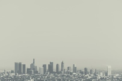 foggy day los angeles culture