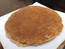 Stroopwafel Photo by Jessica Lipowski
