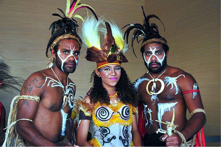 new caledonia people