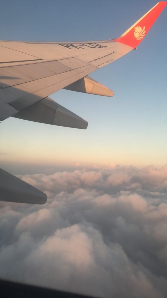 airfare for jobs abroad