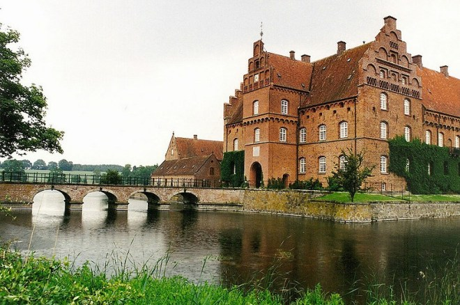 Gisselfeld Castle (Photo by SpottingHistory.com)