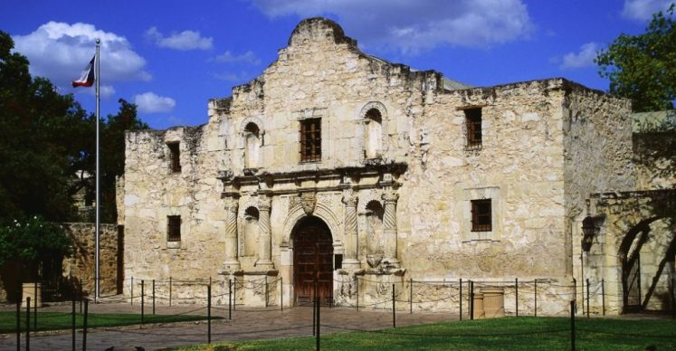 The Alamo (Photo credits: http://cdn.history.com)