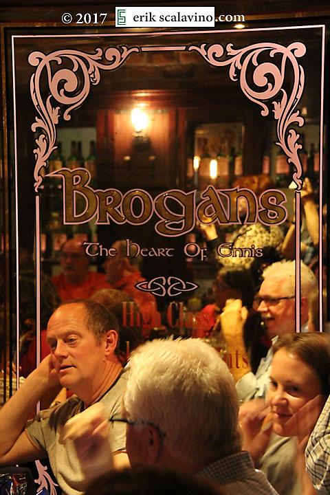 Brogan's in Ireland
