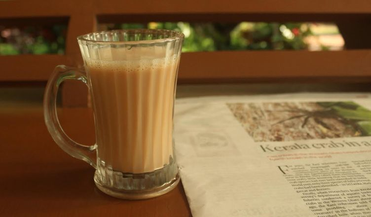 coffee culture in india