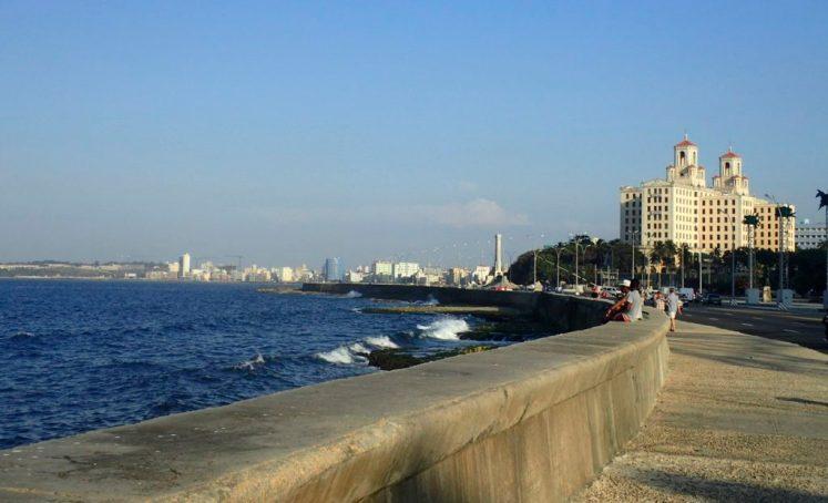 exploring in Cuba