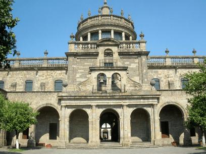 Hospicio Cabanas architecture