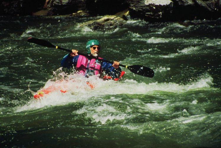 royal robbins kayaking