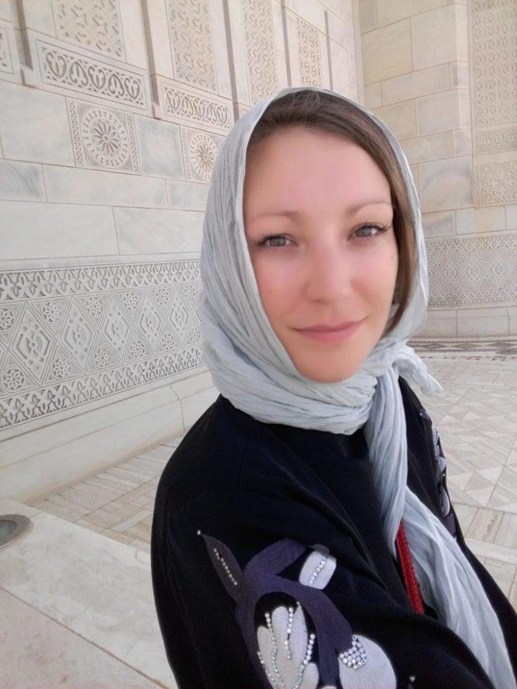 culture shock Nora in Oman