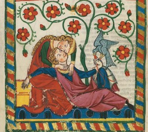 Going Deutsch: How to get a date in Medieval Germany