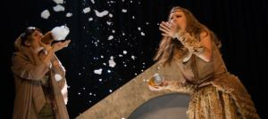 In Conversation with Frozen Light: Accessible Theatre for Audiences with Learning Disabilities