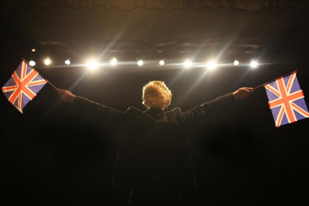 "Satire as it should be: Blowfish Theatre's ""Boris – The Musical!"""