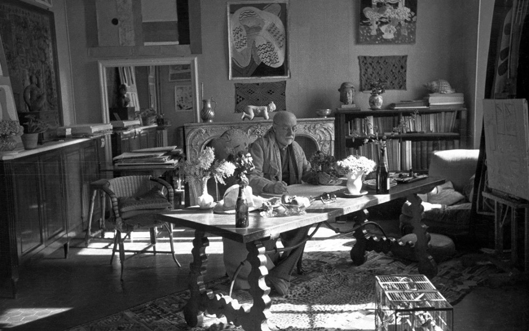 From Chair to Canvas: 'Matisse in the Studio' at the Royal Academy