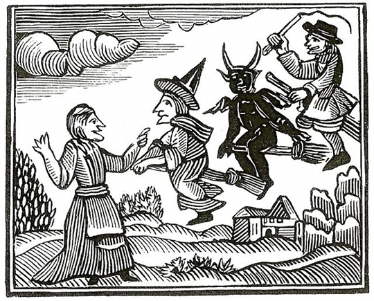 Wassails, Snails and Thin Otherworldly Veils: Halloween Folklore and Traditions