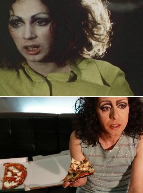 Holly : par Holly Woodlaw  (en haut) et Pierre Maillet (en bas)