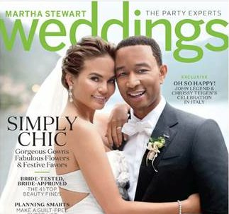 John Legend's Destination Wedding: Italy