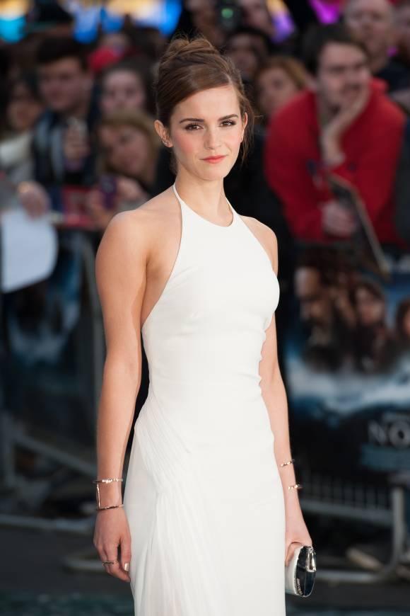 Emma Watson: actress, environmentalist; TCK