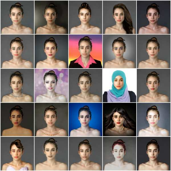 Global beauty: Is it really in the eye of the beholder?