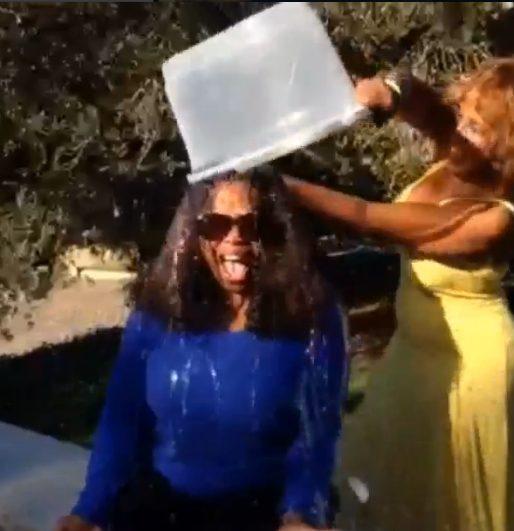International Celebrities-ALS Ice Bucket Challenge