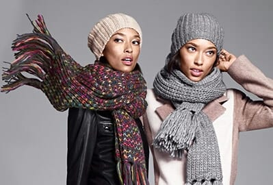The Scarf: Fall/Winter's Must Have Accessory
