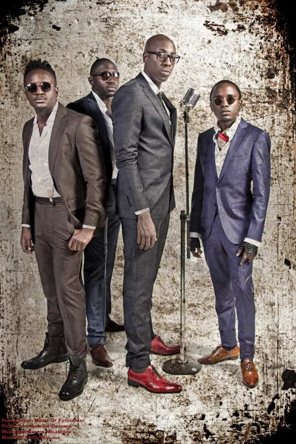 Sauti Sol; musical celebrities out of Africa