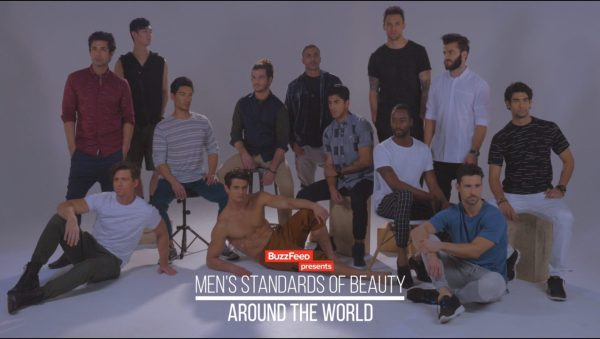 Founder's Blog: Male Beauty Standards Around the Globe