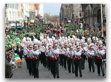 Experience St. Patrick's Day in Ireland