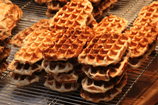 Food Spotlight: Belgian Waffles