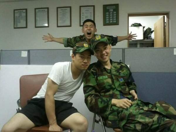 Part I: TCK SPOTLIGHT- Korean Military service experience