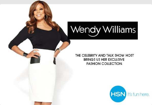Wendy Williams Collection at HSN
