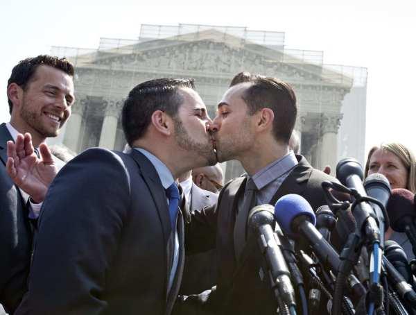 Part II of III: Marriage equality around the world