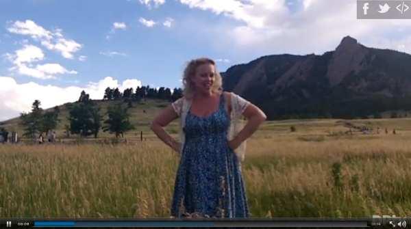 Culturs TV :60 sec. treat – Radiant Hearts fight depression