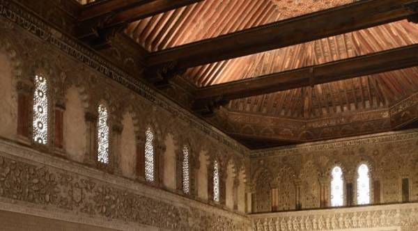 Spain's architectural mix of cultures is a must see