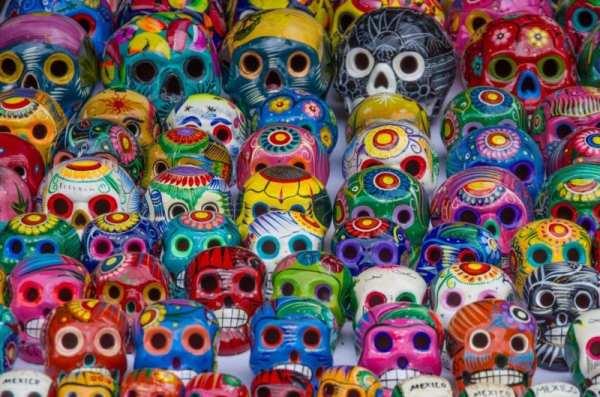 Foods to Celebrate Dia de los Muertos