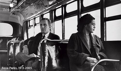 Civil Rights Movement, Rosa Parks, Bus Boycott