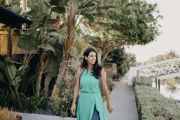 Pamela Blattner, TCA, CCA, Swiss-Peruvian, Blended Latina