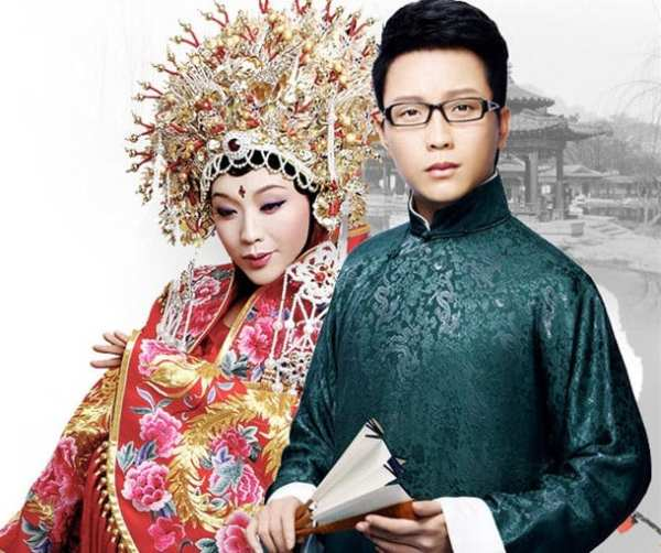 Chinese cross-gender performers