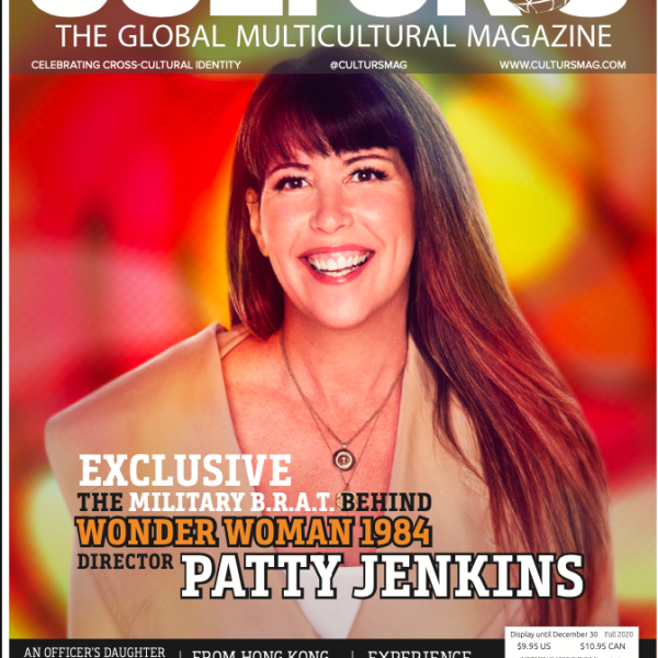 Director Patty Jenkins on a Wonder Woman 1984 Background - Culturs Magazine Cover