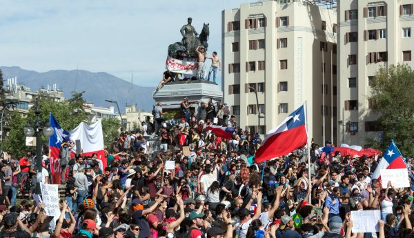 DRAFTING A NEW CHILEAN CONSTITUTION: Discontent At The Gates Of The Promised Land