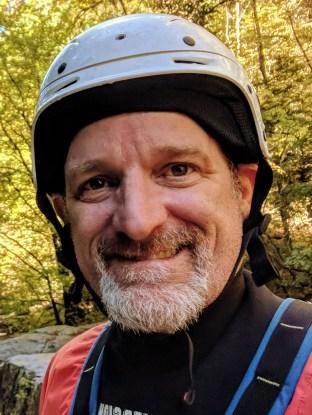 Adventure sports industry leader Photo of Shane Benedict — Co-founder of Liquidlogic Kayaks LLC