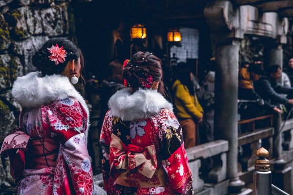 Japan Fashion kimono (Image credit: Hitesh Choudhary from Pixabay)