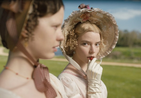 Anya Taylor-Joy in 'Emma'