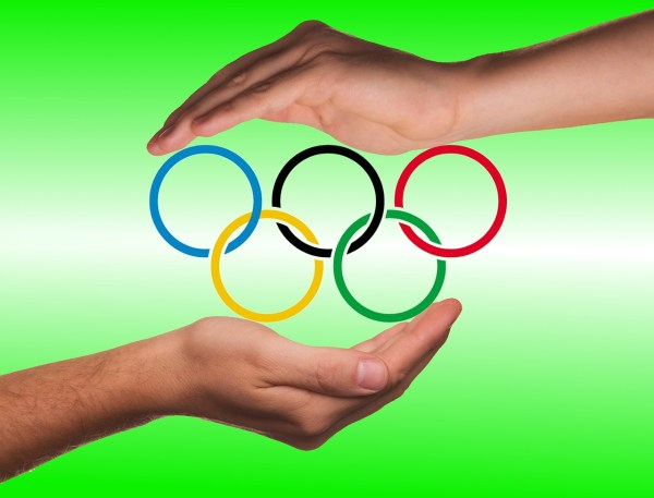 Olympics (Image by diema from Pixabay)