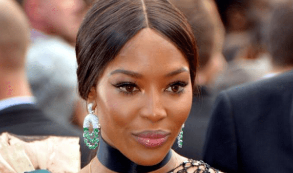 Naomi Campbell at 2018 Cannes Film Festival