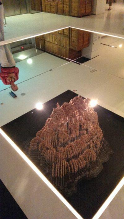 maquette van Gaudi