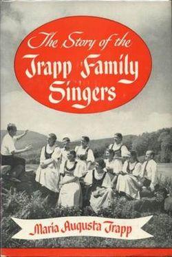 Story_of_trapp_family_singers, Maria Kutschera
