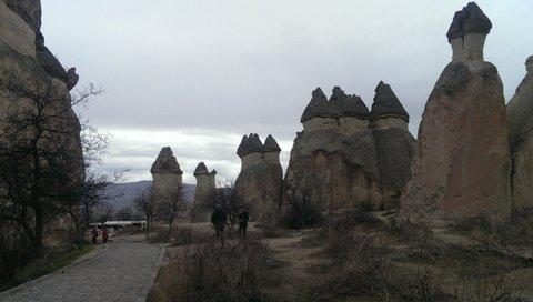 Urgup, het land van de dansende Derwisj