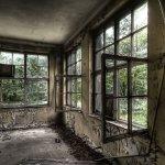 Urbexfotografie: Wil Westerweel maakt  foto's van verboden plaatsen